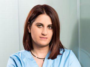 Maria Foudoulaki Nurse